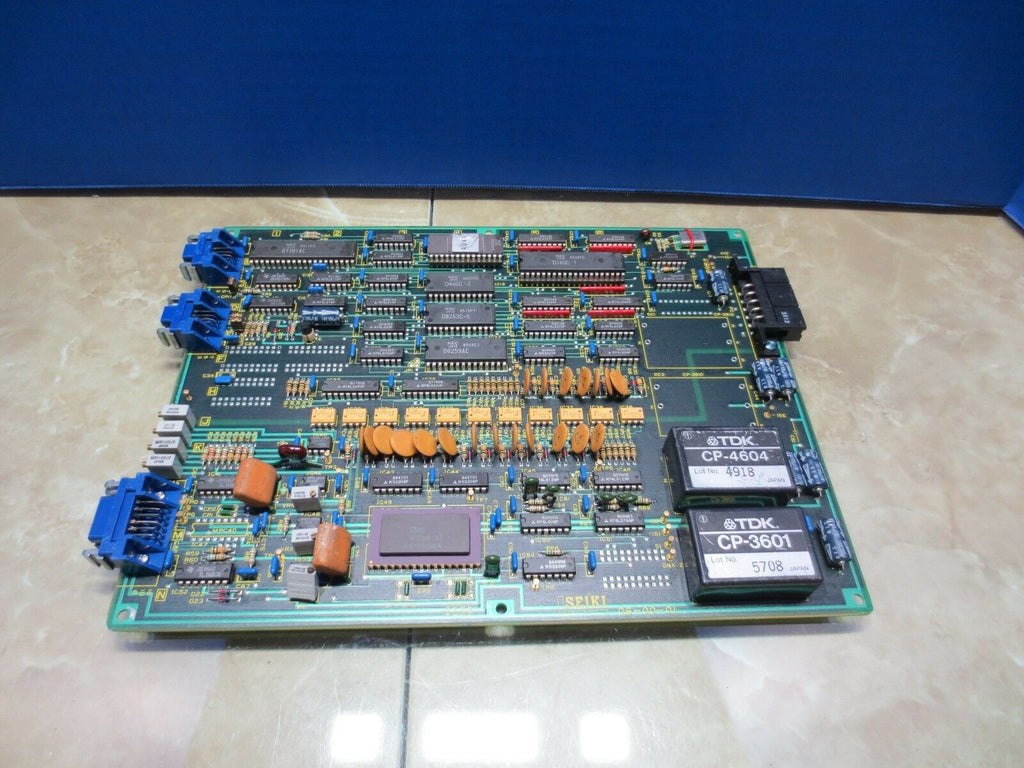 HITACHI SEIKI CIRCUIT BOARD 06-00-01