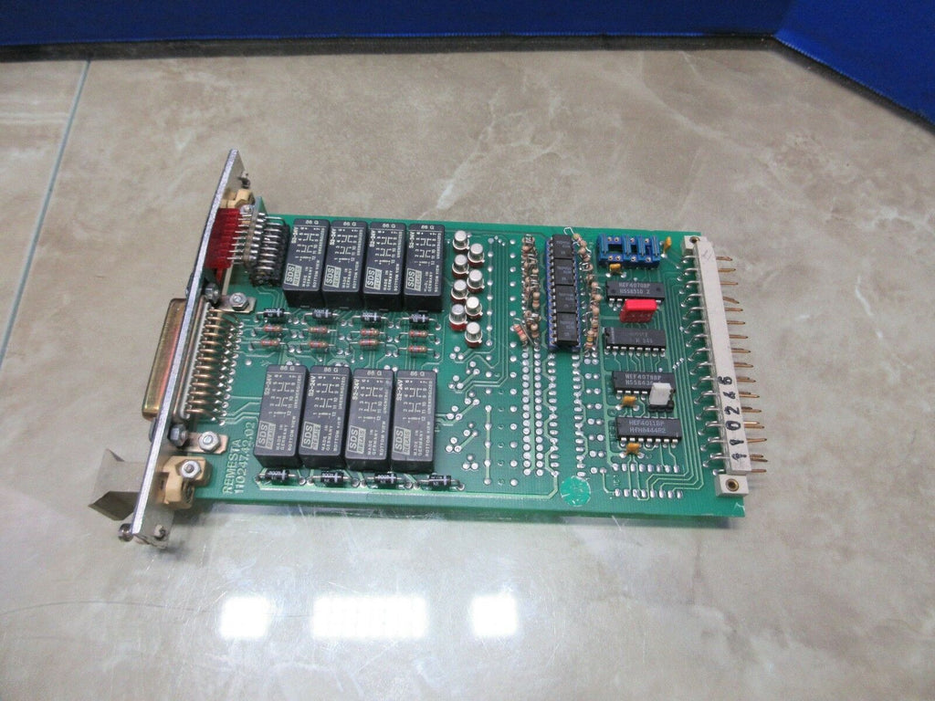REMESTA DZ CIRCUIT BOARD 110247.41.02 110247.42.02 CNC