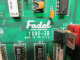 FADAL CIRCUIT BOARD 1090-3B WARRANTY