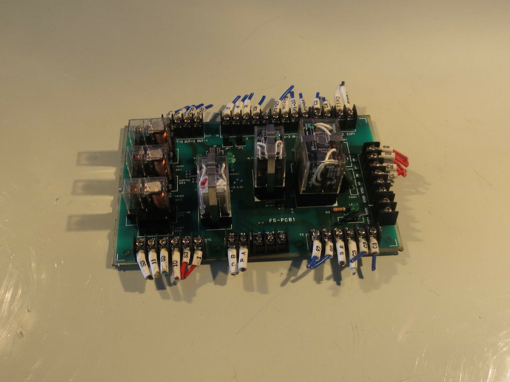 CNC Relay / Connection Board - F5-PCB1 / Yang / Fanuc / CNC