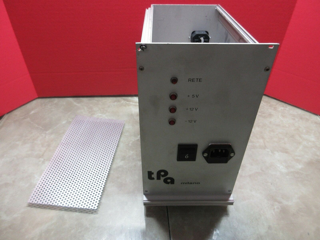 TPA MILANO POWER UNIT CNC POWER SUPPLY