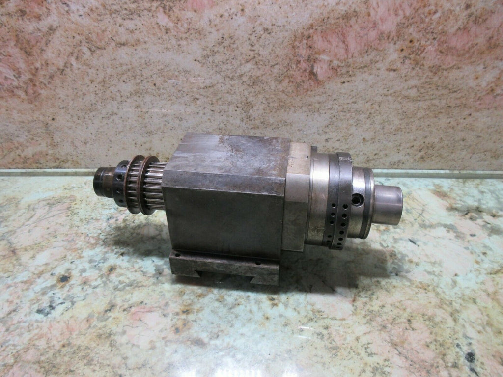 MIYANO BNC-20S CNC LATHE SPINDLE CARTRIDGE ASSEMBLY
