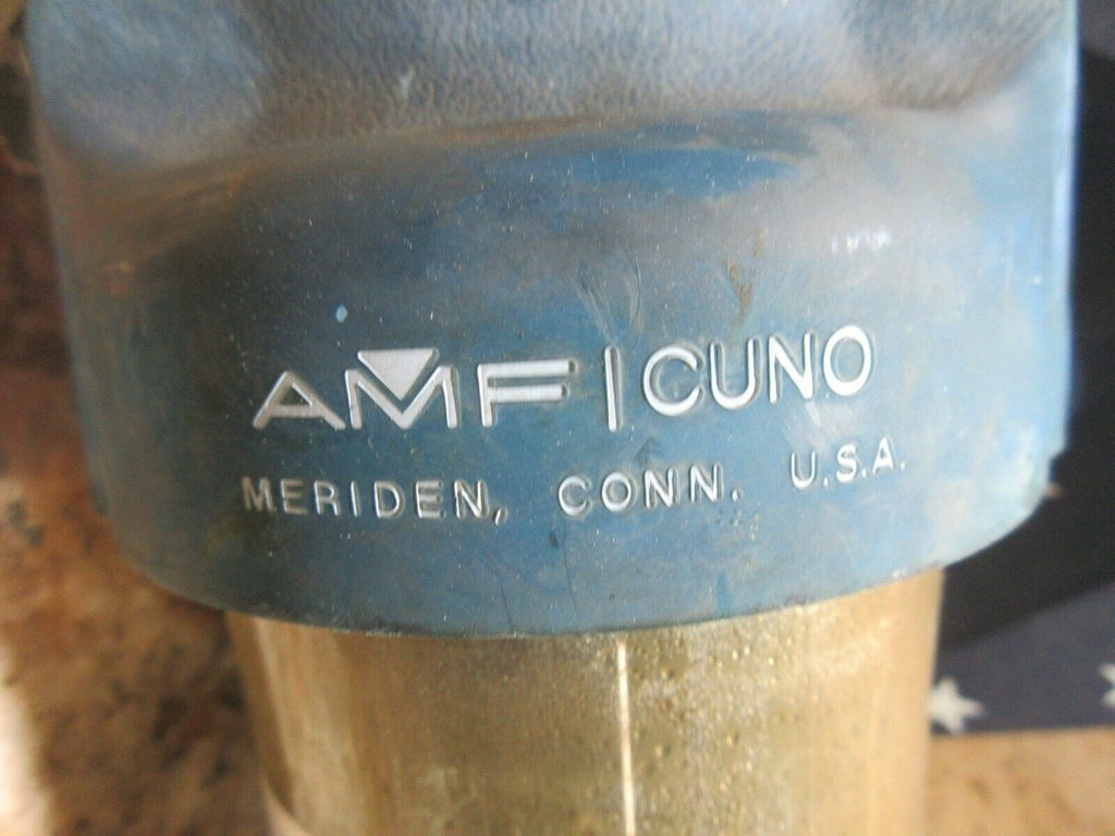MAKINO EC-3040N EDM AMF CUNO FILTER UNIT MODEL 1 FILTER HOUSING