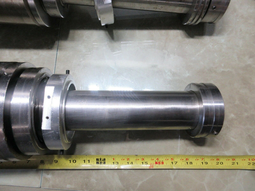 SHIZUOKA B-5V CNC VERTICAL MILL CAT 40 BT40 CT40 SPINDLE CARTRIDGE HEAD EACH 1