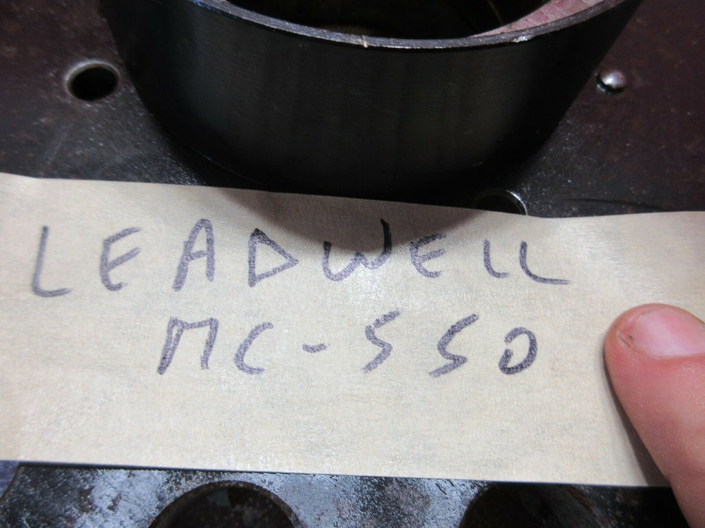 LEADWELL MC-550 MC-550E CNC VERTICAL MILL ATC TOOL CHANGER CAROUSEL HOLDER