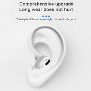 Wireless Headphone Noise Reduction In-ear Design Music Earphone Wireless Earbud