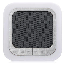 Load image into Gallery viewer, Portable Wireless Bluetooth Stereo Speaker Handsfree AUX Audio Input LED Time Display Alarm Model