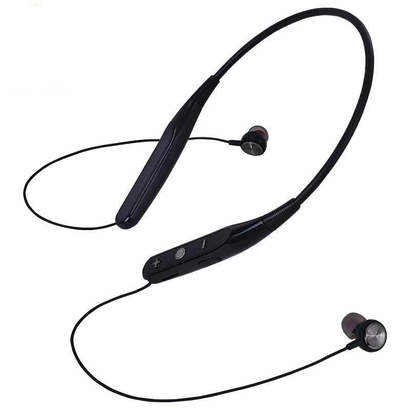 Bluetooth Earphones Wireless Headphones Sport Neckband Support TF Card Earbuds Headset with Mic for iPhone Xiaomi