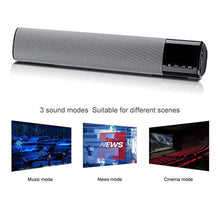Load image into Gallery viewer, Wireless Bluetooth Sound Bar