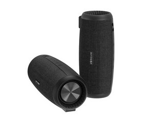 BoomWiz Blitzwolf Wireless Bluetooth Speaker with Hands Free Calls - Portable, Waterproof and Great for Outdoors