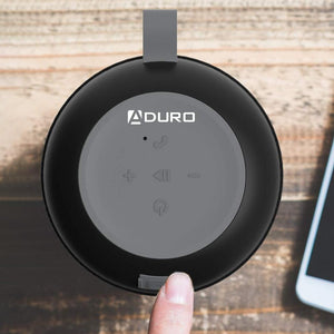 Aduro Phase Outdoor Wireless Bluetooth Water Resistant Outdoor Speaker Sports & Outdoors - DailySale
