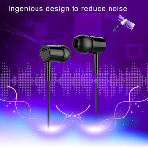 Noise Reduction In-ear Earphone