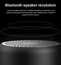 Load image into Gallery viewer, Super-mini Portable Bluetooth Speaker