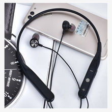 Load image into Gallery viewer, Bluetooth Earphones Wireless Headphones Sport Neckband Support TF Card Earbuds Headset with Mic for iPhone Xiaomi