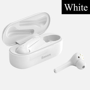 W07 TWS Bluetooth Earphone Stereo True Wireless Earbuds Sports Noise Reduction Headset Bluetooth 5.0 Headphones with Mic