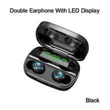 Load image into Gallery viewer, Touch Bluetooth Earphone Wireless Noise Cancelling Headset HD Call TWS LED Ear buds Bluetooth Earbuds V5.0