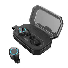 Load image into Gallery viewer, Sport Touch Control Earpiece Ear Buds Wireless Bluetooth 5.0 Earphones With 3000mAh Charge Box