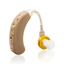 Load image into Gallery viewer, Cheap Hearing Aid Sound Amplifier Micro Aparelho Auditivo BTE S-520 Deaf-aid ear amplifier aparat Free Shipping Hot Selling