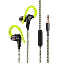 Load image into Gallery viewer, Original Sports Earphone Super Bass Headphones Sweatproof Running Headset With Mic Ear Hook