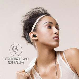 "LUXINI GOOGLE SHOP Studio Air S7 V2.0 | The Boss™ 5.0 Bluetooth Headphones TWS Stereo Earbuds With Mic & Charging Box <img src=""https://i.ibb.co/Hq8D8Y9/PRODUCT-REVIEWS-5-0-Bluetooth-Headphones.jpg"" auto="""" width:="""" max-width:="""" height:=""""> <p>"