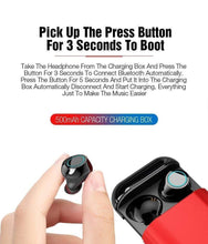 "Load image into Gallery viewer, LUXINI GOOGLE SHOP Studio Air S7 V2.0 | The Boss™ 5.0 Bluetooth Headphones TWS Stereo Earbuds With Mic & Charging Box <img src=""https://i.ibb.co/Hq8D8Y9/PRODUCT-REVIEWS-5-0-Bluetooth-Headphones.jpg"" auto="""" width:="""" max-width:="""" height:=""""> <p>"