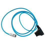 "48"" D-Tap to BMPCC4K/6K Power Cable for Blackmagic"