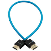 "HDMI to HDMI 16"" Braided Cable for on Camera Monitors"