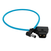 "15"" D-Tap to DC Right Angle Straight Cable (5.5 x 2.5mm) (Canon C70)"