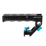 Remote Trigger Top Handle for EOS R5, Fuji X-T4, Z Cam, Ursa 12K, C500, C300, C70, Sony A7, Lumix S1H (Start/Stop Trigger)