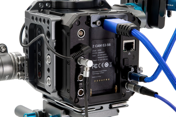 5 Pin Lemo to XLR Audio Cable for Arri Alexa Mini and Z Cam