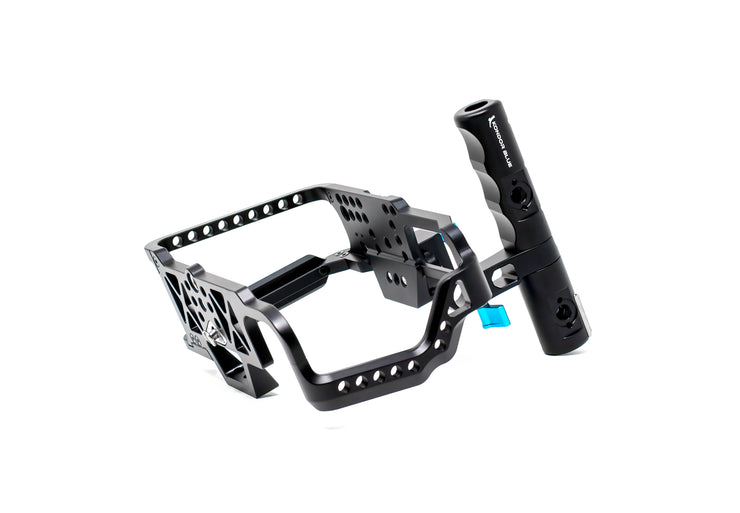 Full Cage for Blackmagic Pocket Cinema Camera 4K (BMPCC 4K)