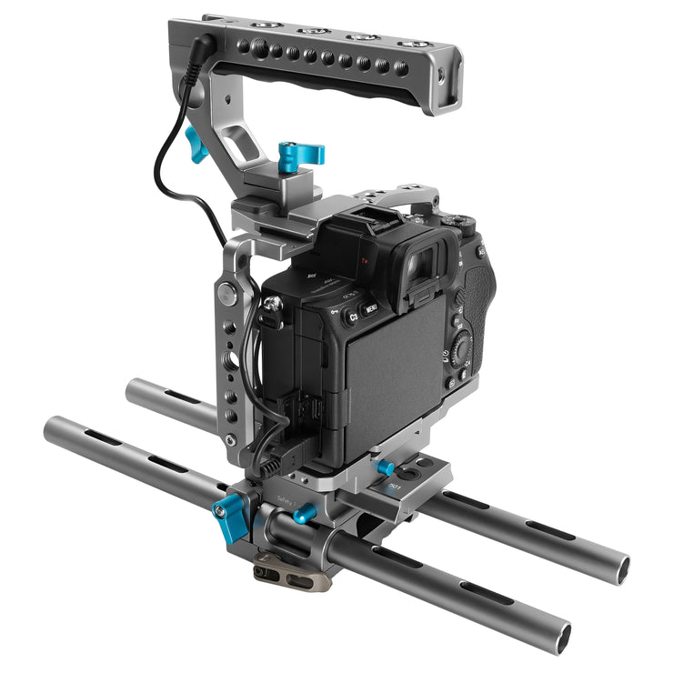 Sony A7/A1 Series Base Rig (A1/A7S3/A7R4)