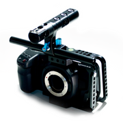 Half Cage for Blackmagic Pocket Cinema Camera 4K (BMPCC 4K)