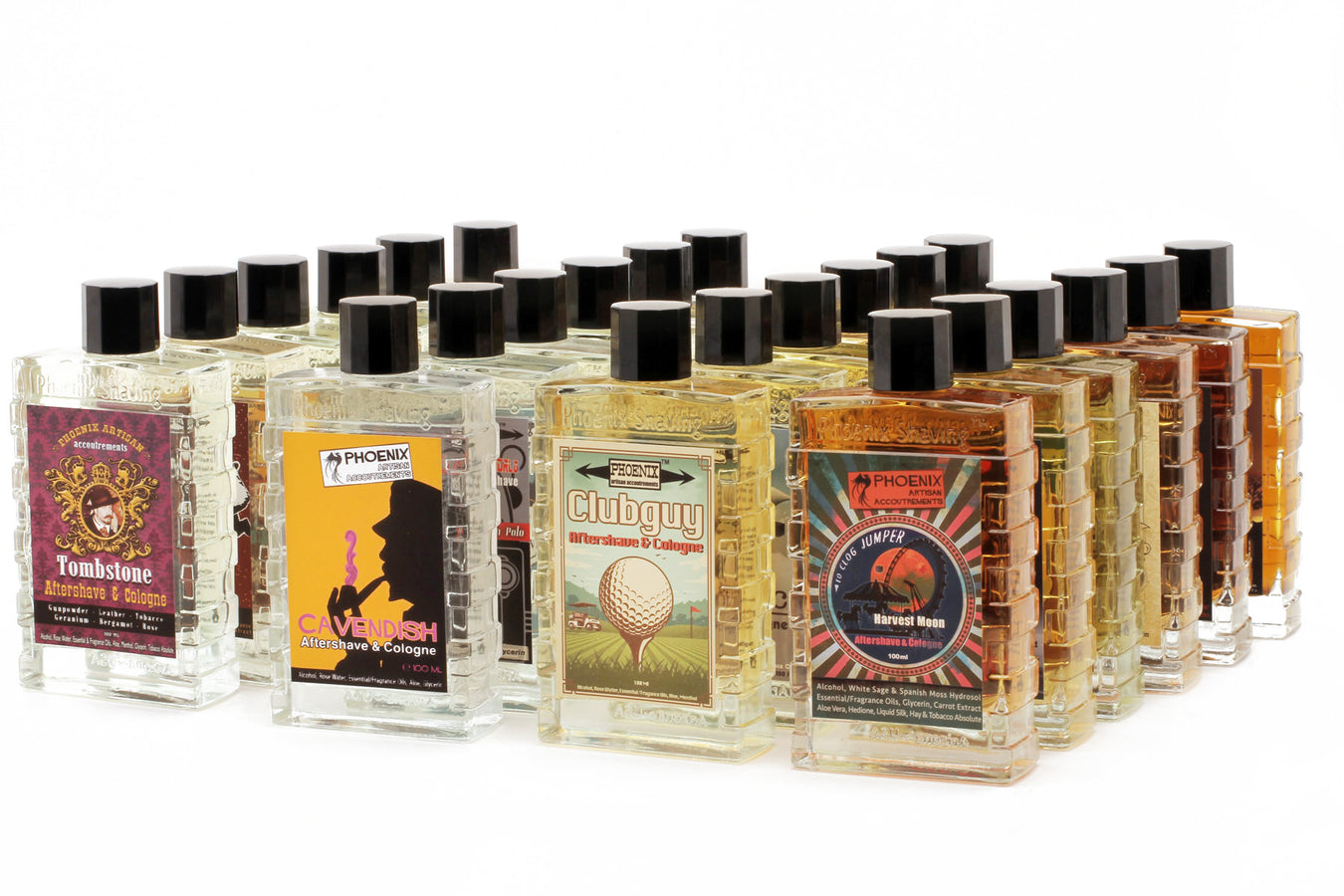 Phoenix Aftershave Colognes
