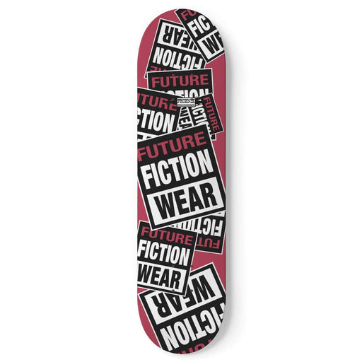 Future Fiction Wear Skateboard Deck - Phoenix Artisan Accoutrements