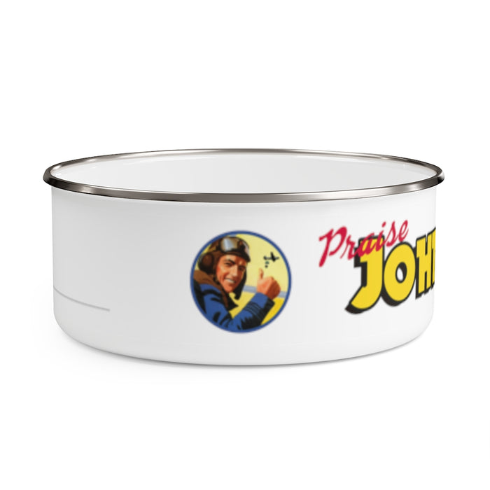 John Frum Lather Shave Bowl w/ Lid! | Stainless Steel | 2 Sizes! - Phoenix Artisan Accoutrements
