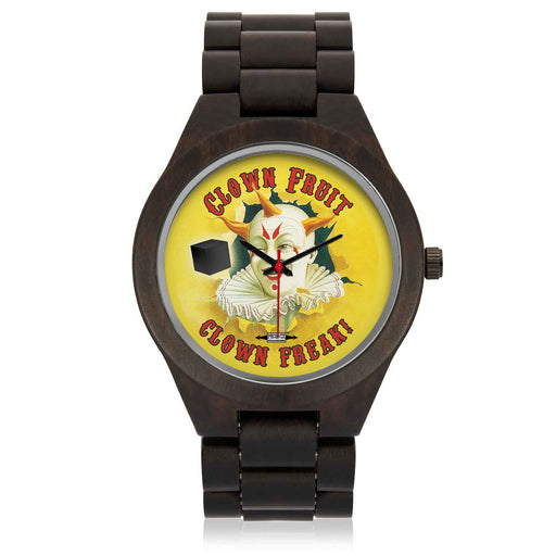 Clown Fruit 2020 Epic Sandalwood Wristwatch - Phoenix Artisan Accoutrements