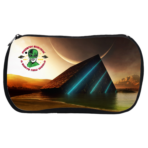 CUBE Crash Landing Quick Trip Neoprene Essentials Pouch! | Collect Them All! - Phoenix Artisan Accoutrements