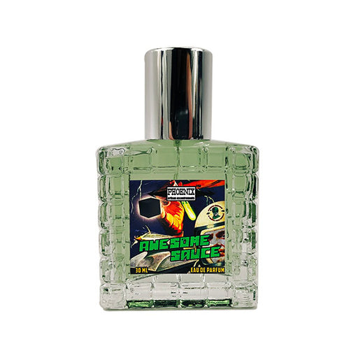 Awesome Sauce Eau De Parfum (EDP) | 30ml | Homage To An Italian Barbershop Classic! - Phoenix Artisan Accoutrements