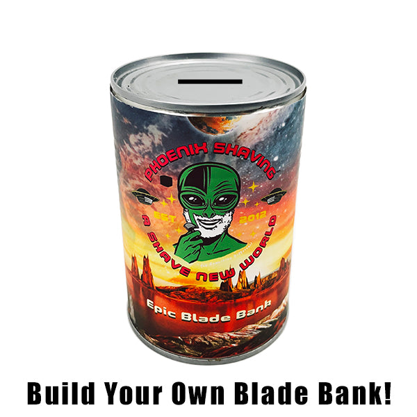 "Build Your Own Blade Bank Label ""Kit"" - Phoenix Artisan Accoutrements"