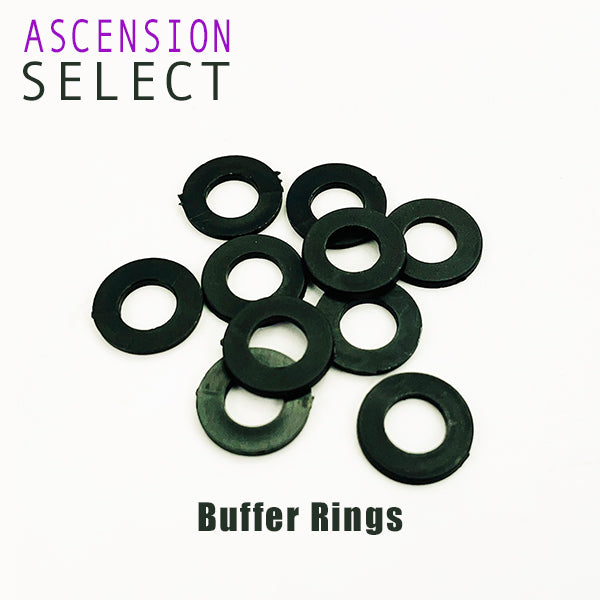 Replacement Buffer Rings for Ascension SELECT Safety Razor | 10 Count - Phoenix Artisan Accoutrements
