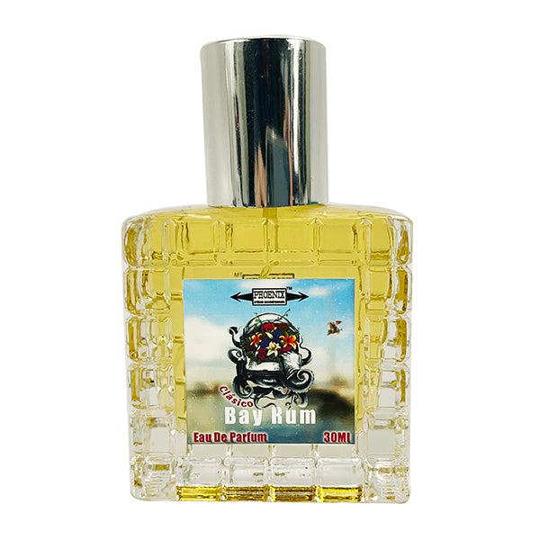 Clásico Bay Rum Eau De Parfum (EDP) | 30ml | Made with 10 Essential Oils & No Clove! - Phoenix Artisan Accoutrements