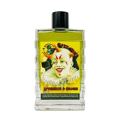 Clown Fruit Aftershave/Cologne | A Phoenix Shaving Freaky Fall Favorite Returns! - Phoenix Artisan Accoutrements