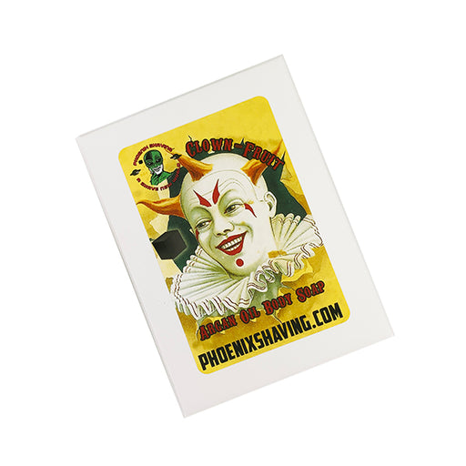 Clown Fruit Moroccan Argan Oil Body Soap | A Freaky Fall Scent! - Phoenix Artisan Accoutrements