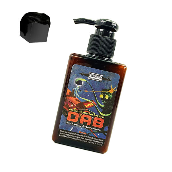 DAB Star Jelly Aftershave | A Whole New Species of Aftershave! - Phoenix Artisan Accoutrements