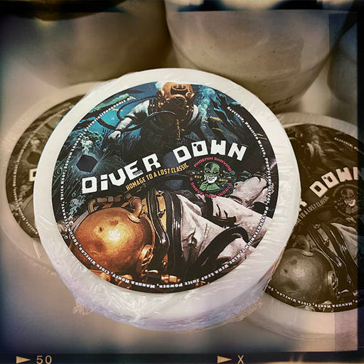 Diver Down Conditioning Shampoo Puck | Homage to the Original Seaforth Spiced! - Phoenix Artisan Accoutrements
