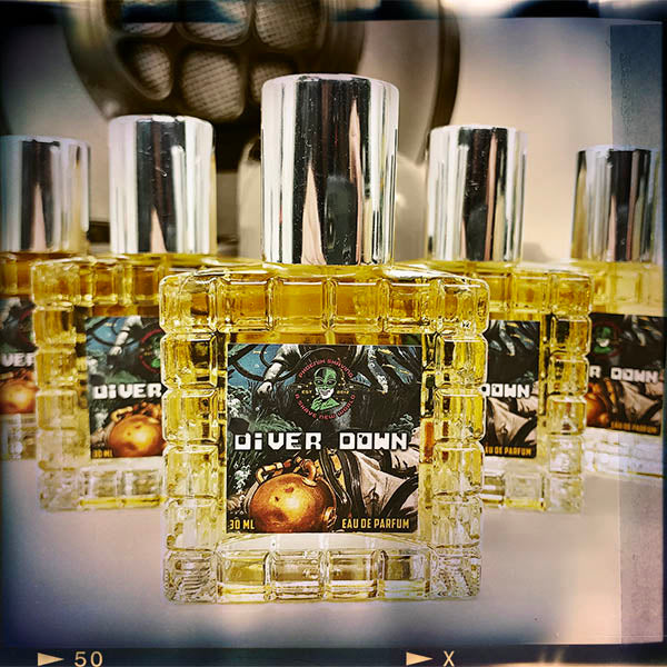 Diver Down Eau De Parfum (EDP) | Homage to the Original Seaforth Spiced! | 30 Ml - Phoenix Artisan Accoutrements