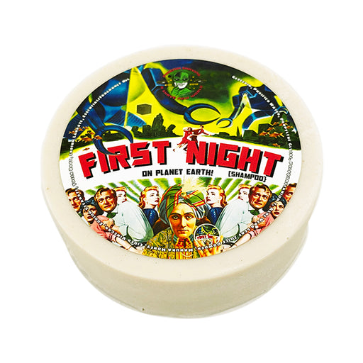 First Night [On Planet Earth] Conditioning Shampoo Puck |Seasonal Scent - Phoenix Artisan Accoutrements