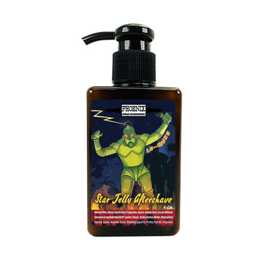 Lo~Haiku Star Jelly Aftershave | Classic Musk | Lightly Mentholated - Phoenix Artisan Accoutrements