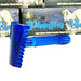 Phantom Blue Open Comb Double Slant Safety Razor | Twisted Shave Tech - Phoenix Artisan Accoutrements